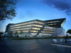 Vienna's new university campus