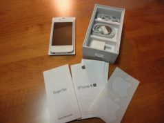 For Sale: Apple iphone 4s white 16gb