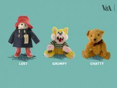 The Teddy Bear Story
