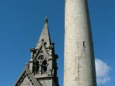 Restoration of Dublin's O'Connell Tower
