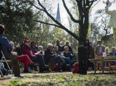 Lesbian cemetery opened in Berlin