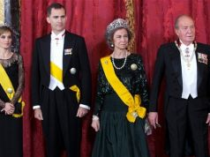 Madrid ready for new king and queen
