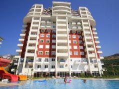 Mooi en gloednieuw appartement in Mahmutlar TV6766