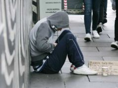Record numbers sleeping rough in Dublin