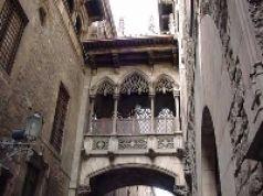 Ciutat Vella Barrio Gotico