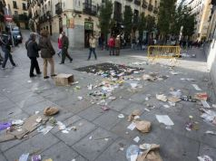Madrid gets tough with litterbugs