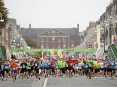 Dublin marathon fourth largest in Europe