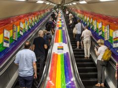 Gender-neutral announcements on London Tube