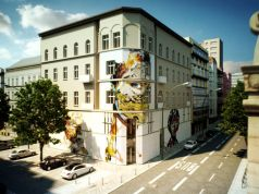 Berlin to open street art museum