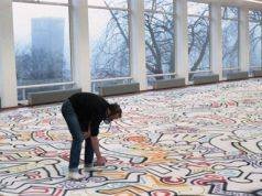 Keith Haring canvas
