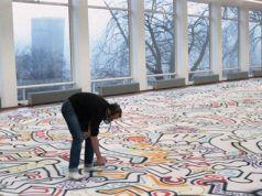 Keith Haring canvas