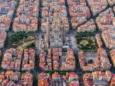 Eixample neighborhood