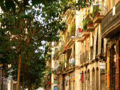 Ciutat Vella El Raval district