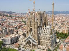 Barcelona's Sagrada Familia Nears Completion
