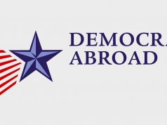 American Democrats abroad vote on Super Tuesday