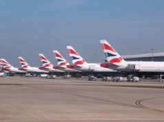 British Airways closes operations at Gatwick airport indefinitely
