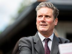 Keir Starmer voted new leader of Labour Party