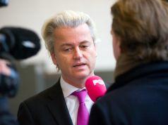 Geert Wilders says Italians hardly pay taxes