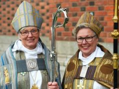 Female priests outnumber male priests in Sweden
