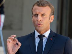Macron responds to uproar by Muslim communities