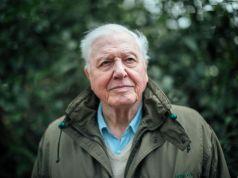 British nature advocate Sir David Attenborough receives Covid-19 vaccine