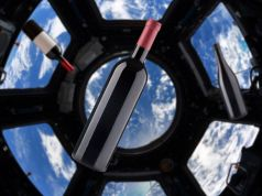 Bordeaux wines aged in space to be tasted in February