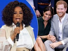 Harry and Meghan do first TV interview with Oprah Winfrey