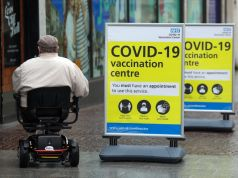 Over 60m covid-19 vaccinations conducted across the UK