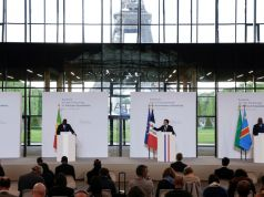 Calls for funding support and vaccines mark the Paris Summit on Africa