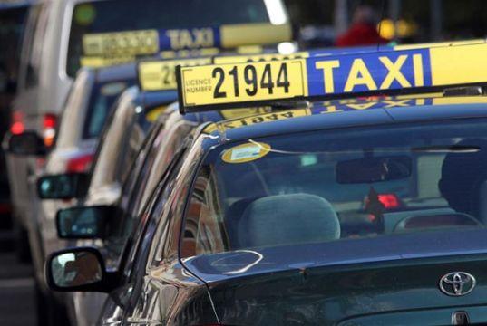 New taxi ranks in Dublin