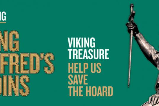 King Alfred's Coins: Viking Treasure