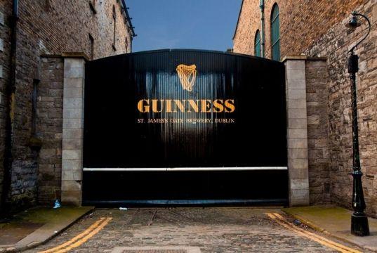 Redevelopment plans for Dublin's Guinness brewery