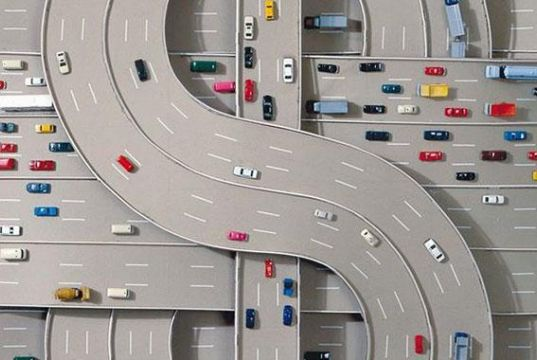 Thomas Bayrle: If It's Too Long—Make It Longer