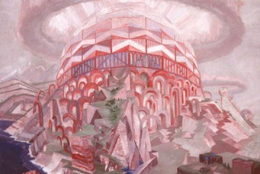 Wenzel Hablik: Expressionist Utopias