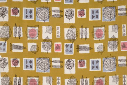 Lucienne Day at Oxfordshire Museum