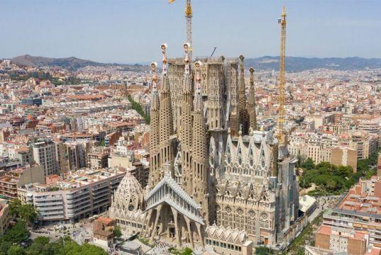 Barcelona's Sagrada Familia Nears Completion