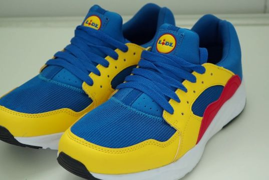 Lidl sneakers sell out reaching record price