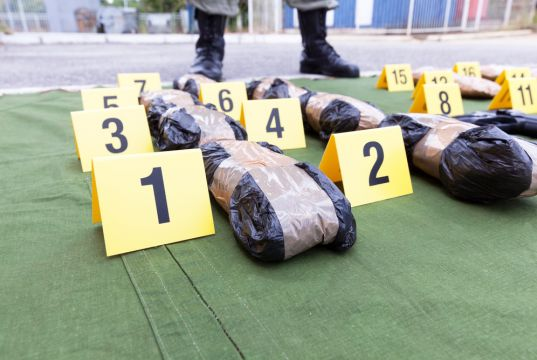 EU authorities make record cocaine bust in Germany and Belgium