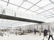 Berlin tests new airport