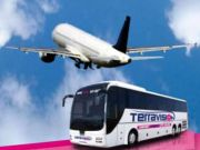 London airports bus transfer