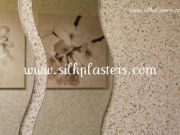 Silk Plaster liquid wallpaper, wallcovering, wallcoating
