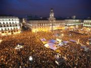 Renting media space on Madrid's Puerta del Sol