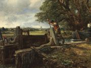 Thyssen-Bornemisza sells Constable masterpiece