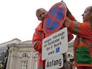 Vienna reserves on-street parking for residents