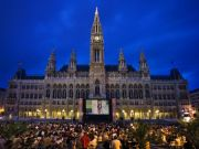 Vienna's summer music
