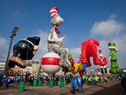 Brussels Balloon Parade needs volunteers
