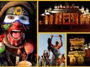 Enjoy the beautiful splendour of Hampi Festival