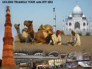 Enjoy the Golden Triangle tour with the attractions of IITF