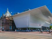 Amsterdam's Stedelijk reopens to the public