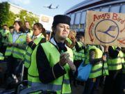 Lufthansa cabin crew strike again